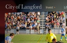 District of Langford