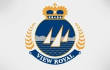 Town of View Royal Logo